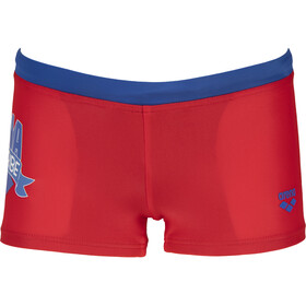 arena AWT Shorts Jungen cherry red/royal